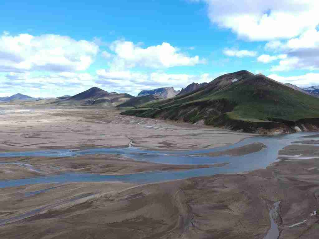 Off the beaten path in iceland