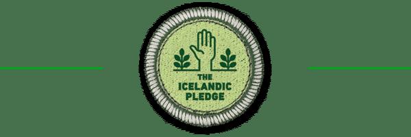 Iceland pledge logo