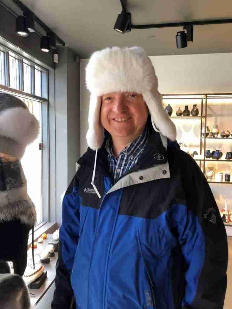 shopping in Reykjavík iceland