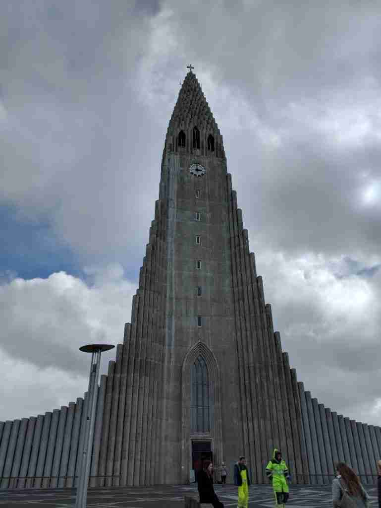 Reykjavík city Iceland