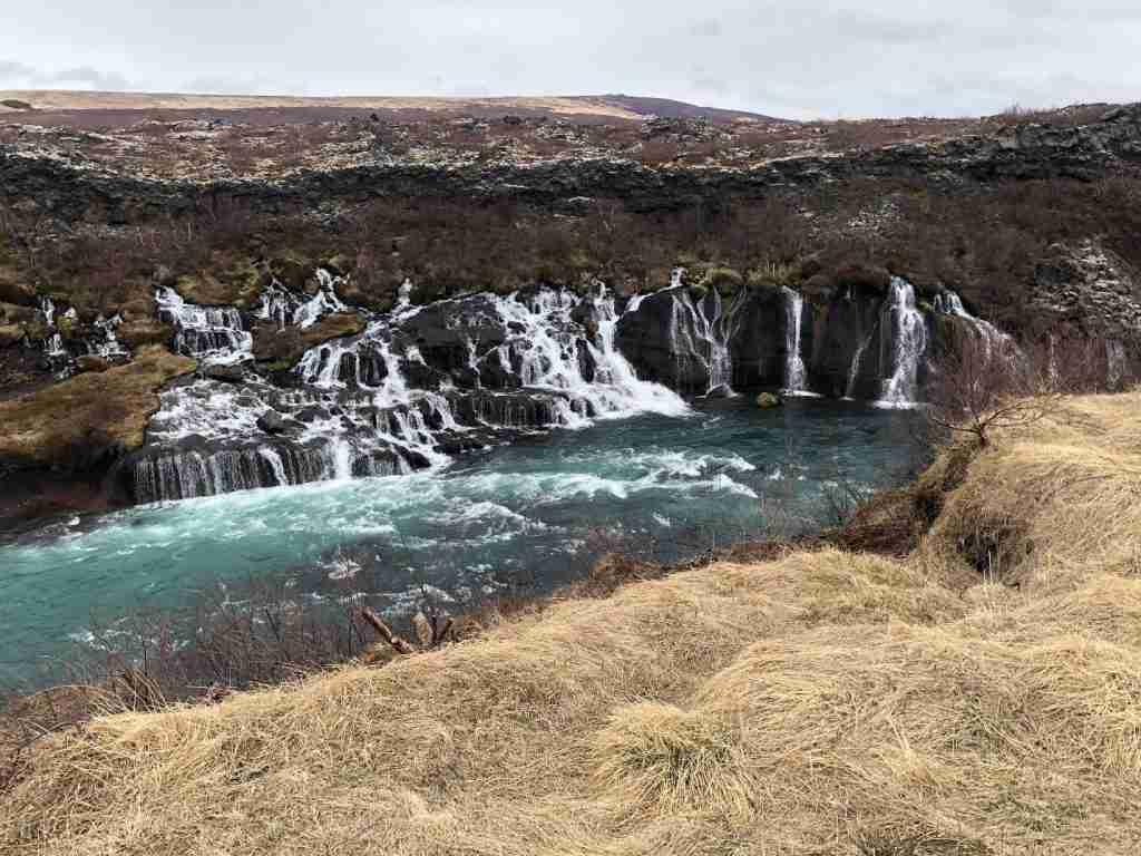 en route to snæfellsnes peninsula in iceland