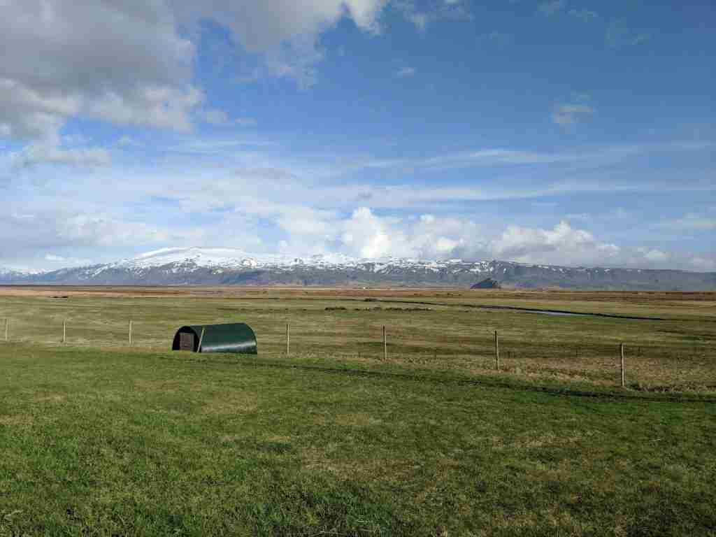 travelling in iceland in may
