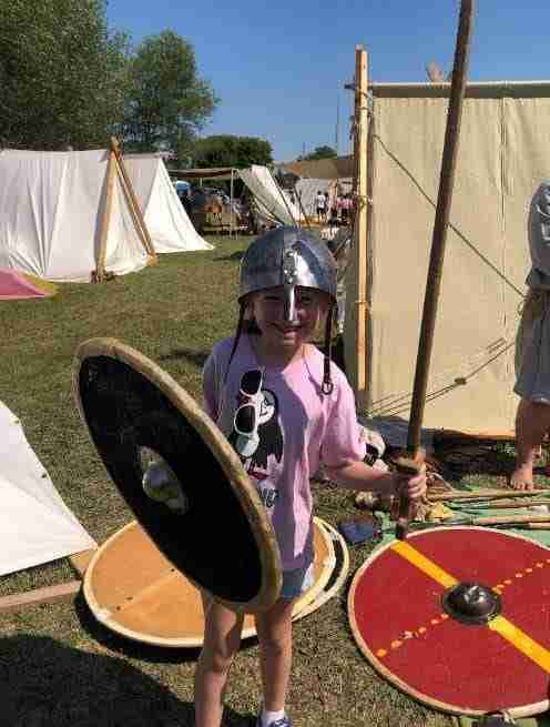 Gimli festival mini viking