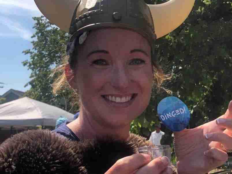 honorary Icelander, gimli festival