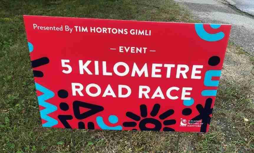 gimli festival 5k run